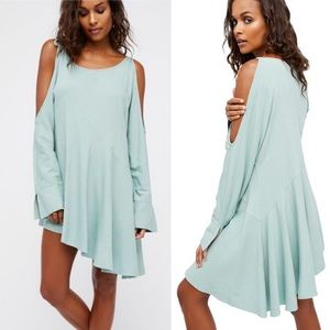 free people • clear skies tunic